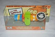 Relic Lures The Simpsons Bart Simpson Lure In Box