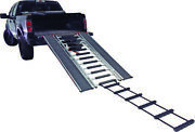Caliber Ramp-pro Snowmobile Ramp W/ Ramp Grips And Traction Ladder Included