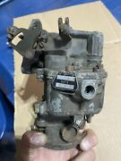 M37 M43 Wc Dodge G502 G741 Army Truck Etw1 Ball And Ball Carburetor