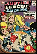 Justice League Of America 29, 30 - Jsa, 1st Crime Syndicate