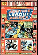 Justice League Of America 111 High Grade 100 Page Issue, 1st App Libra 1974
