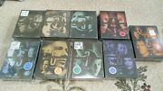 New The X-files - Complete Series Seasons 1-9 Dvd Collectors Edition Boxsets