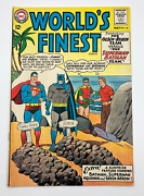 World's Finest 141 1964 Justice League Requires Lois To Kiss Green Arrow