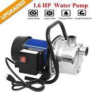 1.6hp Automatic On / Off Water Removal Pool Cover Pump Garden Yard Outdoors