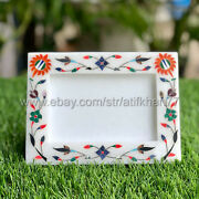 Christmas Photo Frames Marble Inlay Picture Frame 4x6 For Living Room Decor