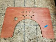 1915 - 1916 Ford Model T Wooden Firewall