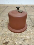 1913 - 1914 Ford Model T Acetylene Generator Tank Reproduction Top