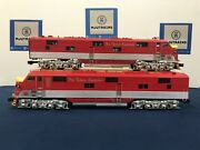 Lionel Texas Special 101 E7 Aa Diesel Set W/ Legacy And Tmcc 6-31755 No Boxes