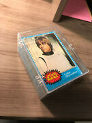 Star Wars Topps Blue Series 1 Trading Cards And Stickers Complete Vintage Set