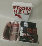 From Hell 2004 Slipcase Edition W Companion Tpb New Top Shelf Alan Moore Sc