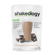 Shakeology Cookies And Creamy 30 Day -factory Sealed New 100 -free Shipping