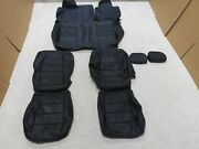 Leather Seat Covers Fits Jeep Compass Patriot 2010 2011 2012 2013 2014 Tc20