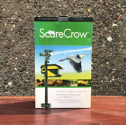 New Scarecrow Sprinkler Motion-activated Animal Deterrent Automatic Auto Water