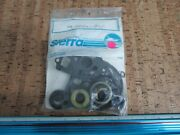New 0750p8 Sierra Lower Gear Housing Seal Kit 18-2652 Replaces 26-33144a2
