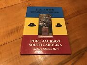 U.s. Army Training Center, Fort Jackson Company Sc 1994 March - May Yearbook Vtg