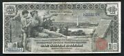 """Fr. 224 1896 1 One Dollar """"educational"""" Silver Certificate Currency Note Vf+"""