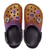 New Disney Parks Hocus Pocus Halloween Clogs For Adults By Crocs Size 5m / 7w