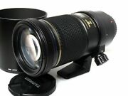 Tamron Sp Af 180mm F3.5 Di Ld If Macro Prime Lens For Canon Ef From Japan F/s