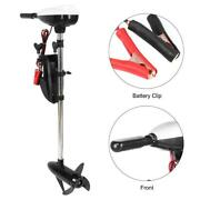 12v 28lbs Brushed Multi-gear Electric Mount Trolling Motor With Propeller For