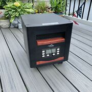 New Comfort Es 1500 Energy-efficient Portable Space Saver Infrared Heater