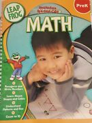 324 Books Leap Frog 5 Books W/dvd Math Reading And Writing Basic Skills And