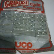 Track Nut Washers Rear Cyclo Vintage Gripfast Hardened 1 Pair