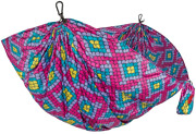 Grand Trunk Double Hammock With Carabiners And Hanging Kit - Prints Bubblegum