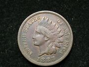 2021 Sale Xf 1888 Indian Head Cent Penny W/ Diamonds And Full Liberty 132p