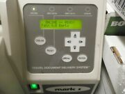 Used Unimark Mark 1 Travel Document Delivery System Thermal Printer. No Reserve.