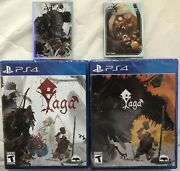 Yaga Ps4 Limited Run Games With Card Rare Sold Out Ps 4 Playstation