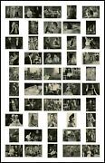 Very Rare 50 Orig 1920 German Expressionist Films 5 X 7 Un-used Cigarette Cards