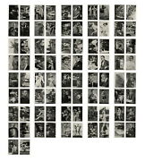 Rare 152 Orig 1920 German Expressionist Cinema 3 X 5 Collectible Cigarette Cards