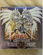 Yu-gi-oh Booster Box Elemental Energy Out Of Print Rare