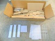 Box Of Replacement Parts For Real Good Toys Dollhouse Vermont Farmhouse