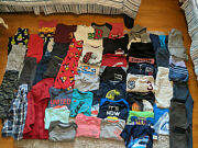 49 Piece Lot Of Boys Size 8-10-12 Old Navy, Calvin Klein, Place