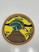 Pa Fish Game Commission Pennsylvania Conservation Officers 1996 Wood Duck Patch