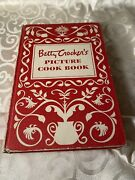 First Edition 9th Printing Vintage Betty Crocker Picture Cook Book 1950