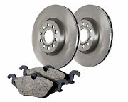 Centric Brake Parts Select Axle Pack 4 Wheel Pn 905.50013