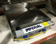 Imperial Imga-2428 24 Natural Gas Manual Griddle
