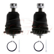 Brand New 2 Pieces Front Upper Ball Joints Parts For Nissan Frontier Suspension