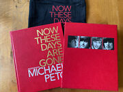 Now These Days Are Gone Deluxe Signed Genesis Publications Book Beatles Peto