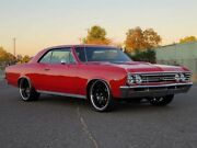 1967 Chevrolet Chevelle Ss 1967 Chevrolet Chevelle Coupe Red Rwd Automatic Ss