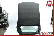 03-09 Mercedes W209 Clk350 Clk500 Convertible Soft Top Roof Cover Assembly Grey