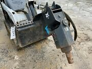 Bobcat 10 Auger Drive Unit For Mt55 Mt85 And S70 Skid Steer Loaders Quick Attach