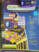 117 Books Leap Pad Leap Frog 3 New 1 Used Sampler World Geography W/cartridges