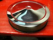 New Gm Open Element Air Cleaner Factory High Performance 4 Barrel Carb 60's-70's
