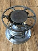 Collectible 1906, 1908 And 1910 Landers Frary And Clark Universal Alcohol Camp Stove