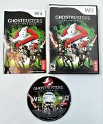 Ghostbusters The Video Game Nintendo Wii Complete Tested 2009 Wii 221
