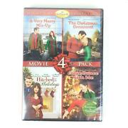 Hallmark Holiday Collection Dvd 2013 Hitched For The Holidays Christmas Ornament