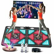 Electronic Dance Mats - Dance Mat Double Game For Kids And Adults Hdmi Disney